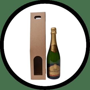 Embalaža za steklenice - Kartonaža